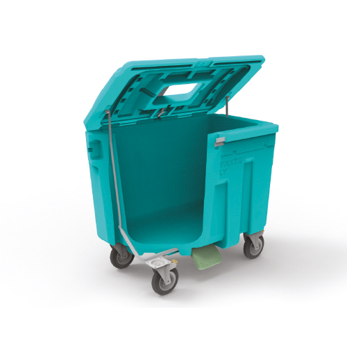 Commercial food waste container